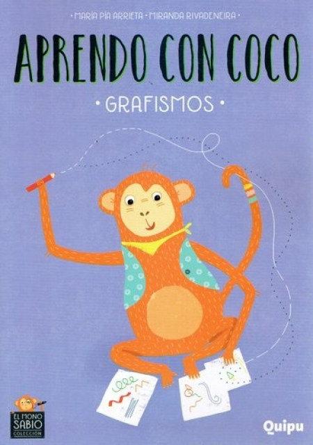 Aprendo con Coco. Grafismos