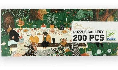 Puzzle Liberty 200p