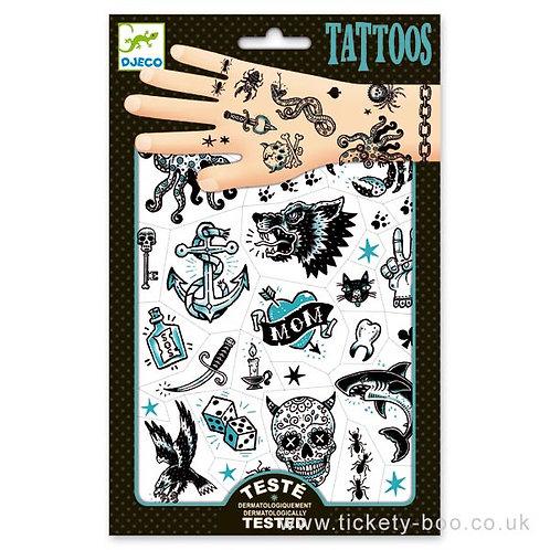 Tattoo Dark Side