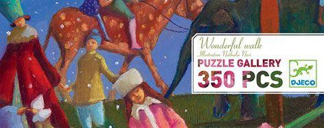 Puzzle Wonderful walk 350p