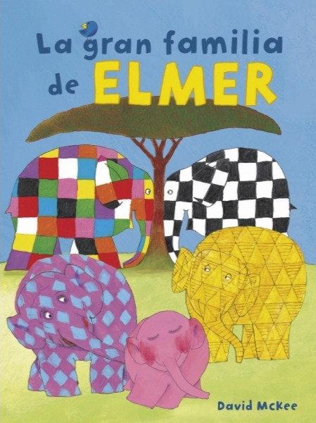 Elmer. La gran familia de Elmer