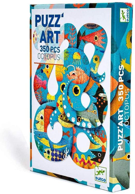 Puzzle Octopus 350p