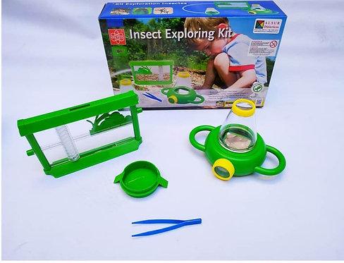 Kit explorador de insectos