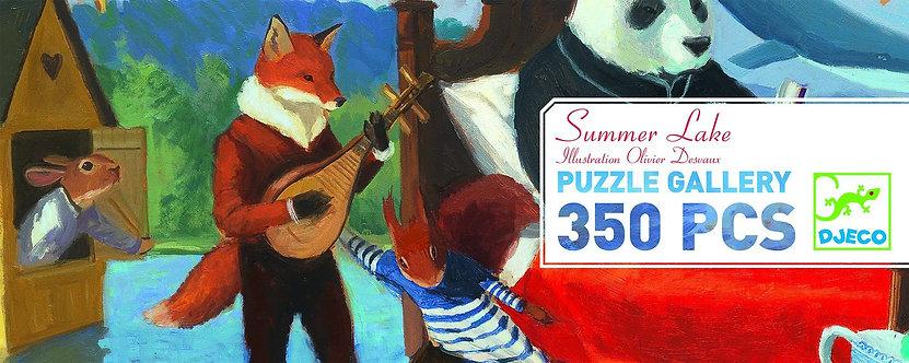 Puzzle Summer lake 350p