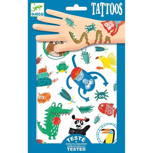 Tattoo Snouts