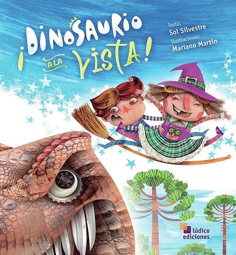 Dinosaurio a la vista