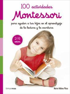 100 actividades Montessori - 2 a 6 años