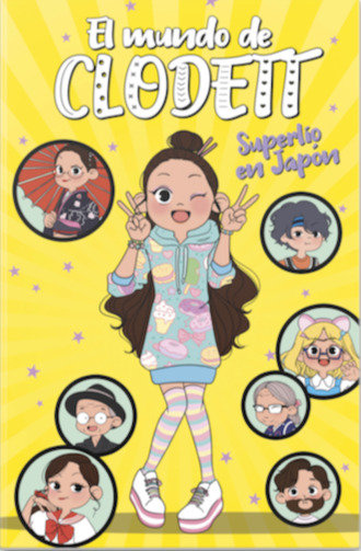 El mundo de Clodett 5 - Superlío en Japón