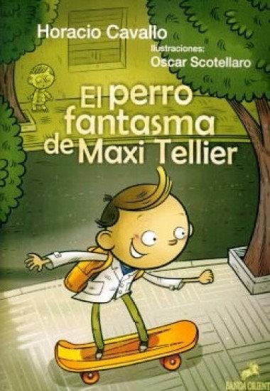 El perro fantasma de Maxi Tellier