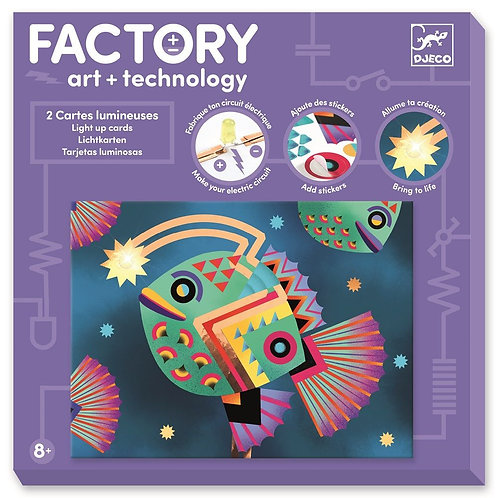 Factory Art + Technology Abysses