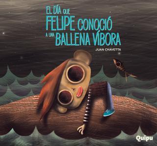 El día que Felipe conoció a la ballena víbora