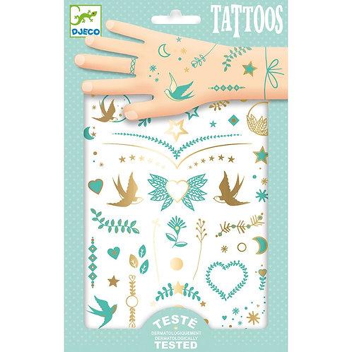 Tattoo Lily's Jewells