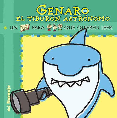 Genaro el tiburón astrónomo