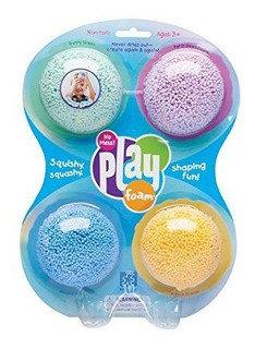 Play Foam Clásico x4