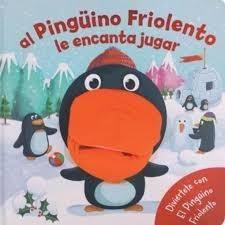 Al pingüino friolento le encanta jugar