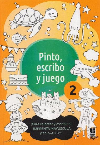 Pinto, escribo y juego 2
