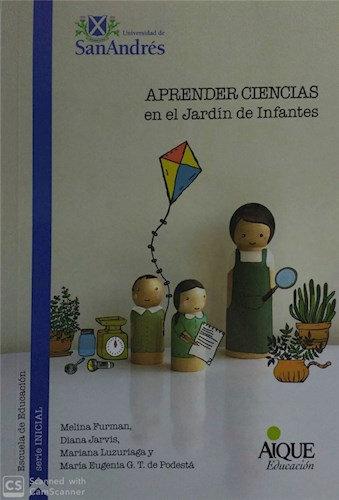APRENDER CIENCIAS en el jardín de infantes