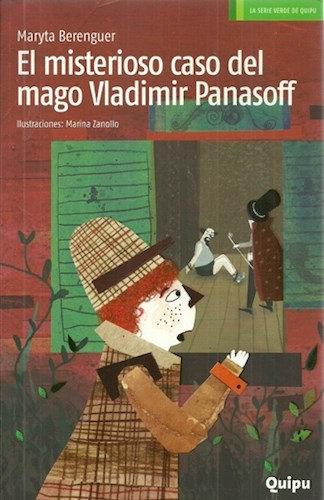 El misterioso caso del mago Vladimir Panasoff