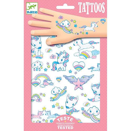 Tattoo Unicorns