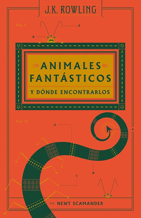 ANIMALES FANTASTICOS Y DÓNDE ENCONTRARLOS