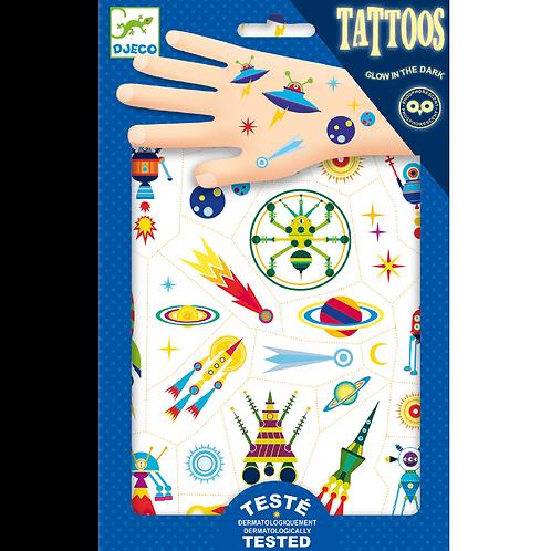 Tattoo Space Oddity