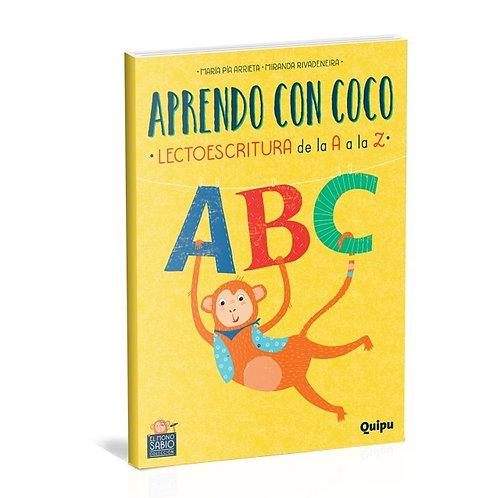 Aprendo con Coco. Lectoescritura