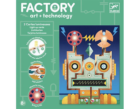Factory Art + Technology Cyborgs