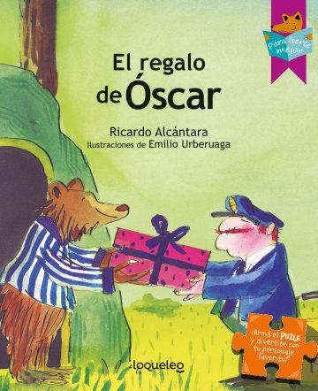 El regalo de Óscar (Edición especial con puzle)
