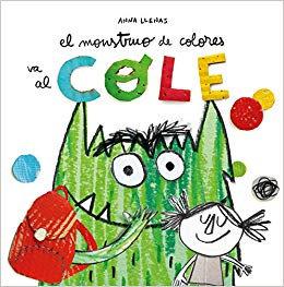 Monstruo de Colores va al Cole