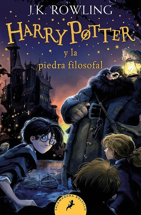 HARRY POTTER  Y LA PIEDRA FILOSOFAL (Edición 20 años)