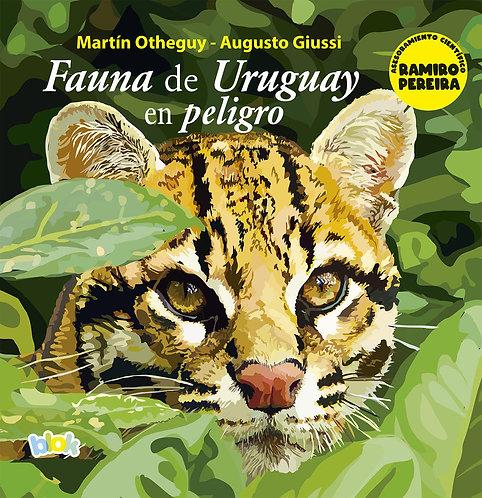 Fauna de Uruguay en peligro