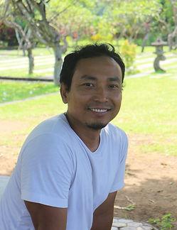 Putu Ben, Den enda svenska talande guide på ön Bali