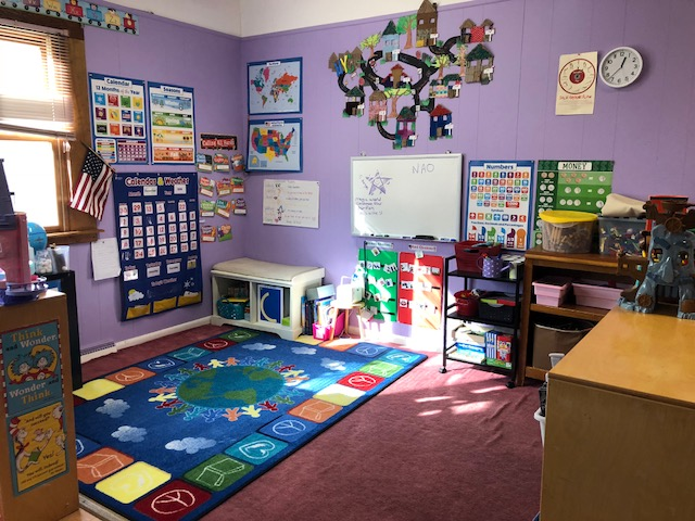 4 Year Old Room 2