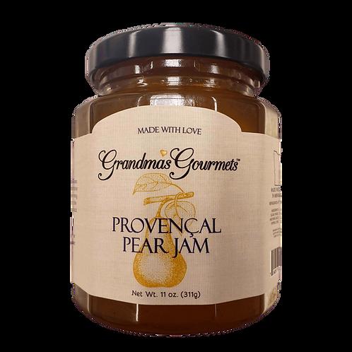 Provencal Pear Jam
