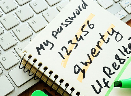 Why You Don't Need to Change Passwords So Often