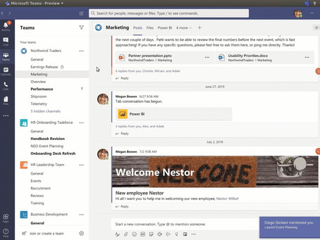Microsoft Teams comes to Linux