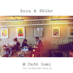 Coffee Drinkers in Cafe Lomi