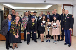 Zoia brings children from Fukushima