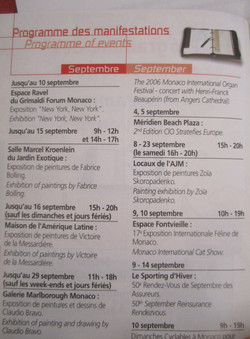Monaco News