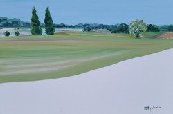 Intellectual landscape VII