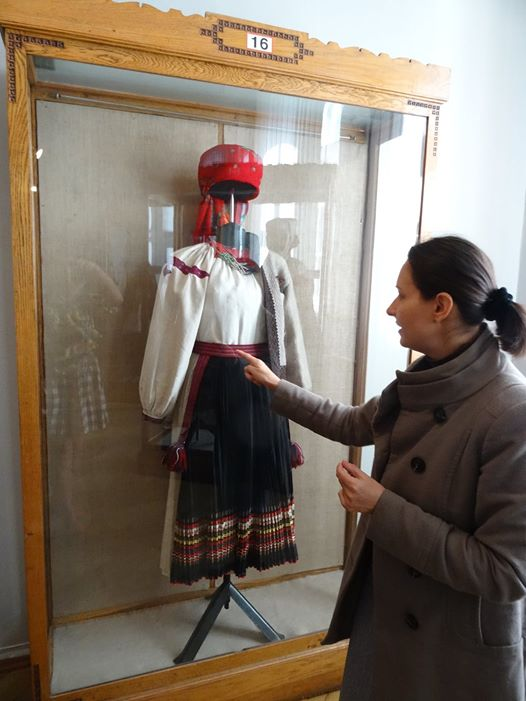 Zoia visited National Folk Museum