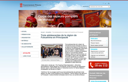 Monaco Government News
