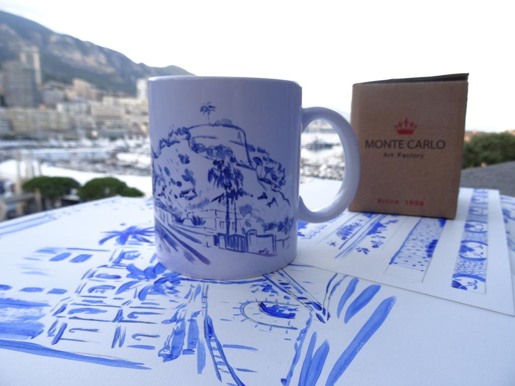 Secret Monaco by Zoia