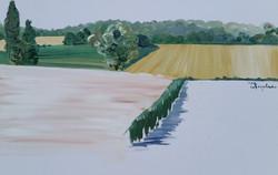 Intellectual landscape VIII