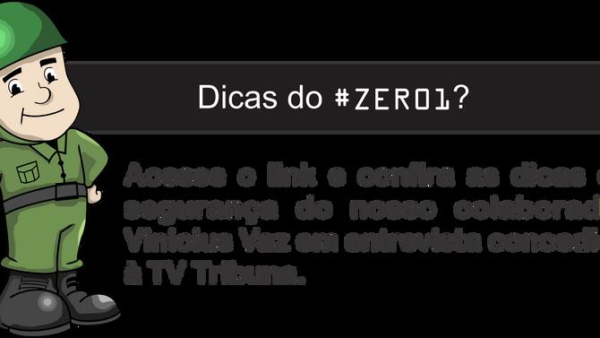 Dicas do #ZER01