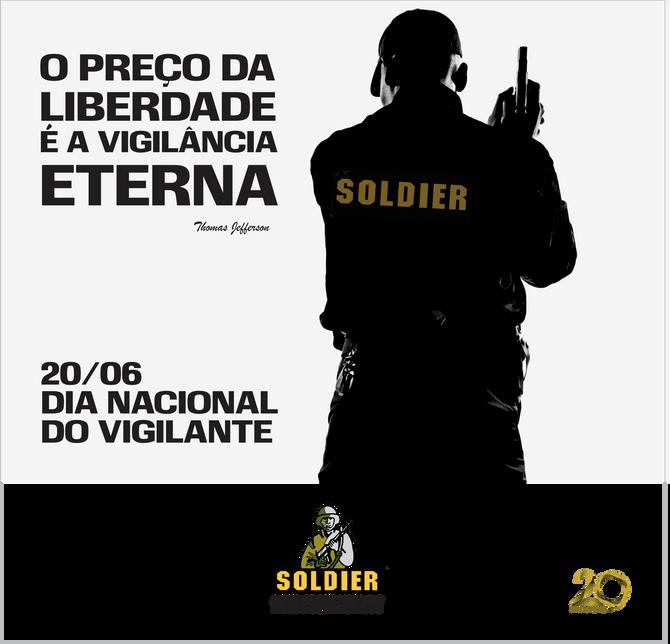20/06 - Dia do Vigilante