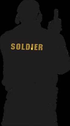 Escolta Armada Soldier