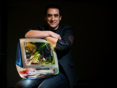 HEARTBEAT OF A BUTTERFLY: Andrew Pelling & The Practice of Curiosity