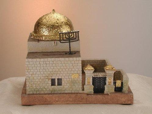 TZ 26-Rachel's Tomb Tzedakah Box