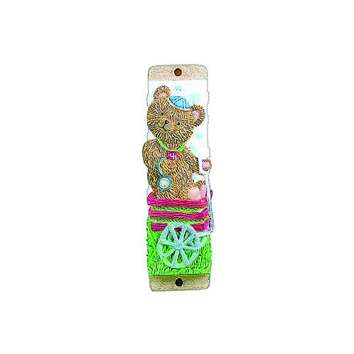 TMZ 123-Decorative Children's Mezzuzah